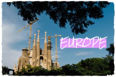 ヨーロッパ旅 写真集