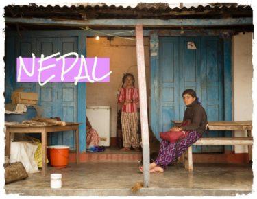 ネパール旅 写真集