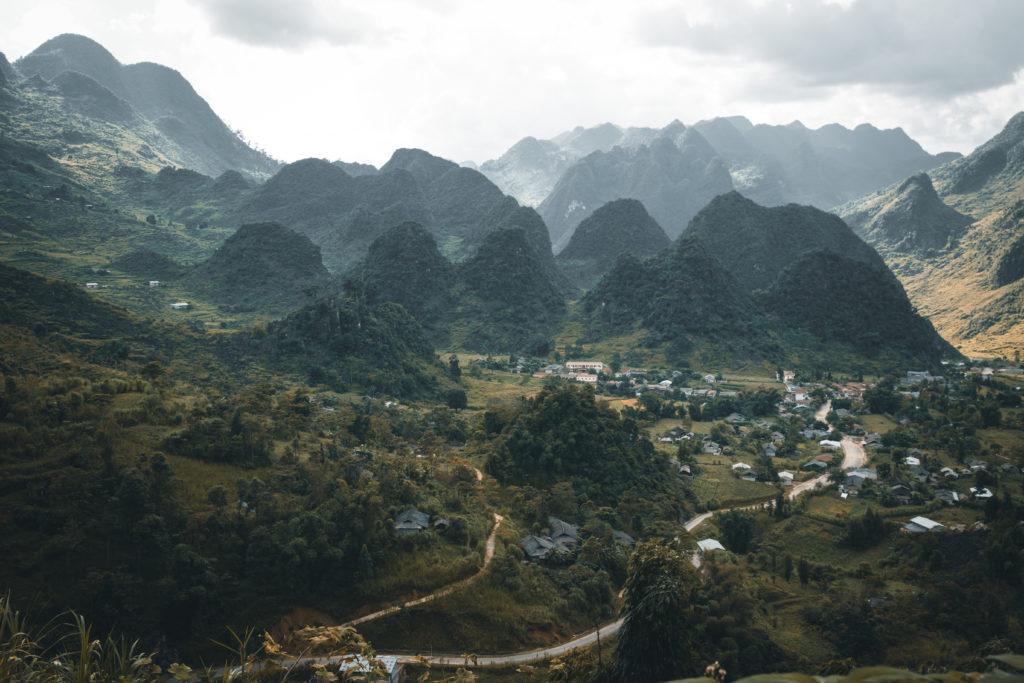 インターネットサクサクのベトナムハザン省
