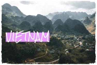 ベトナム旅 写真集