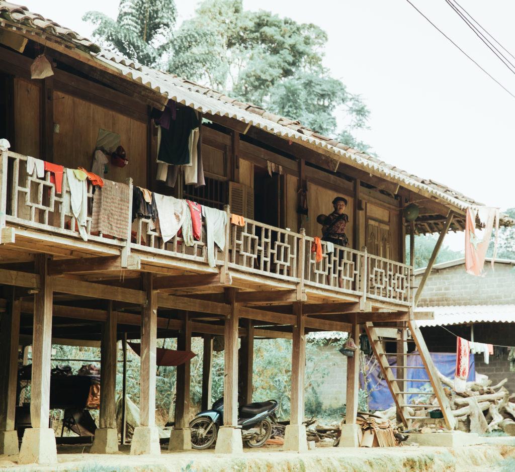 ベトナムハザン旅行記。伝統家屋の素晴らしさ。