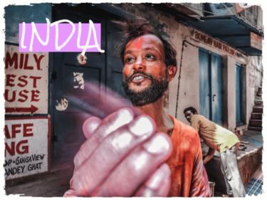 インド旅 写真集