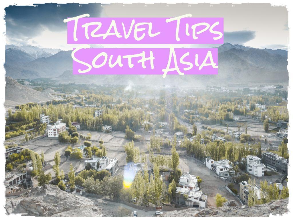 南アジア旅行:ノマド/バックパック/ひとり旅おすすめ情報まとめ