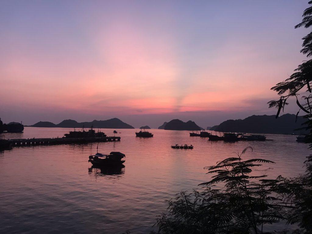ベトナムカットバ島でおすすめのホステル