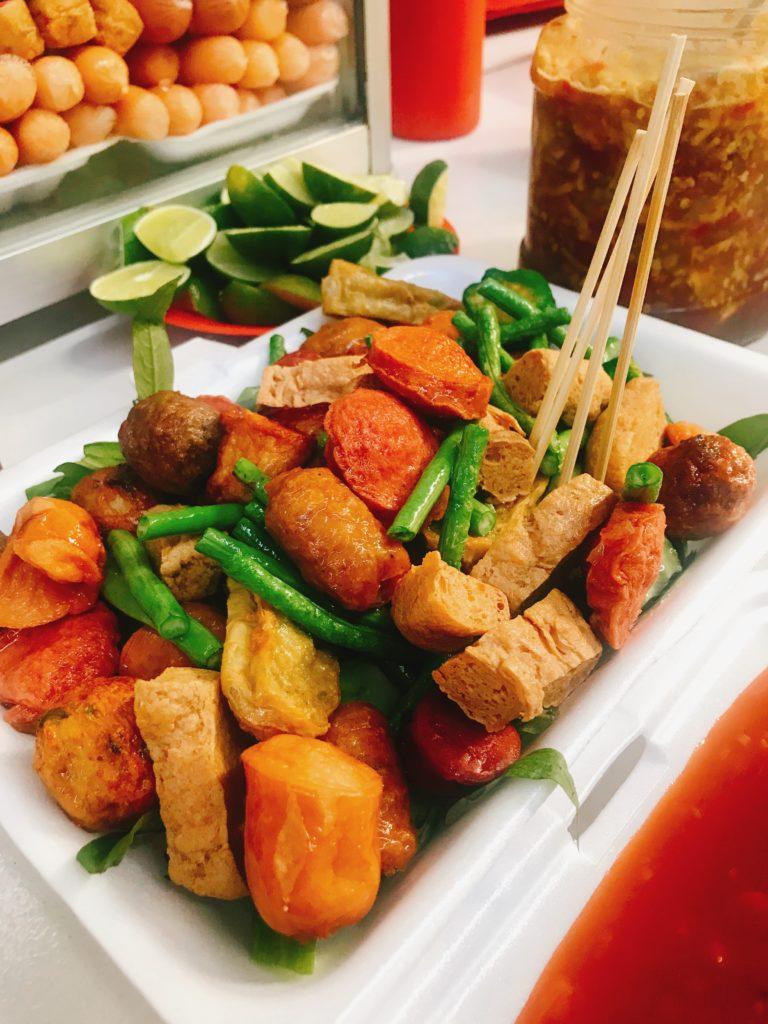 おすすめのカンボジア料理