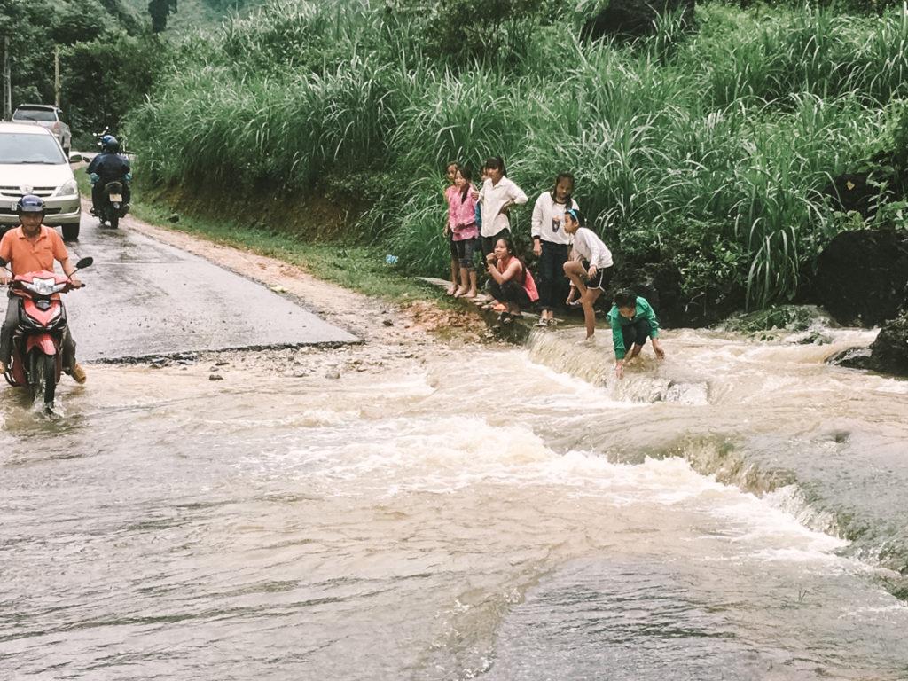 ベトナムハザン省(Ha Giang)雨季の気温や服装