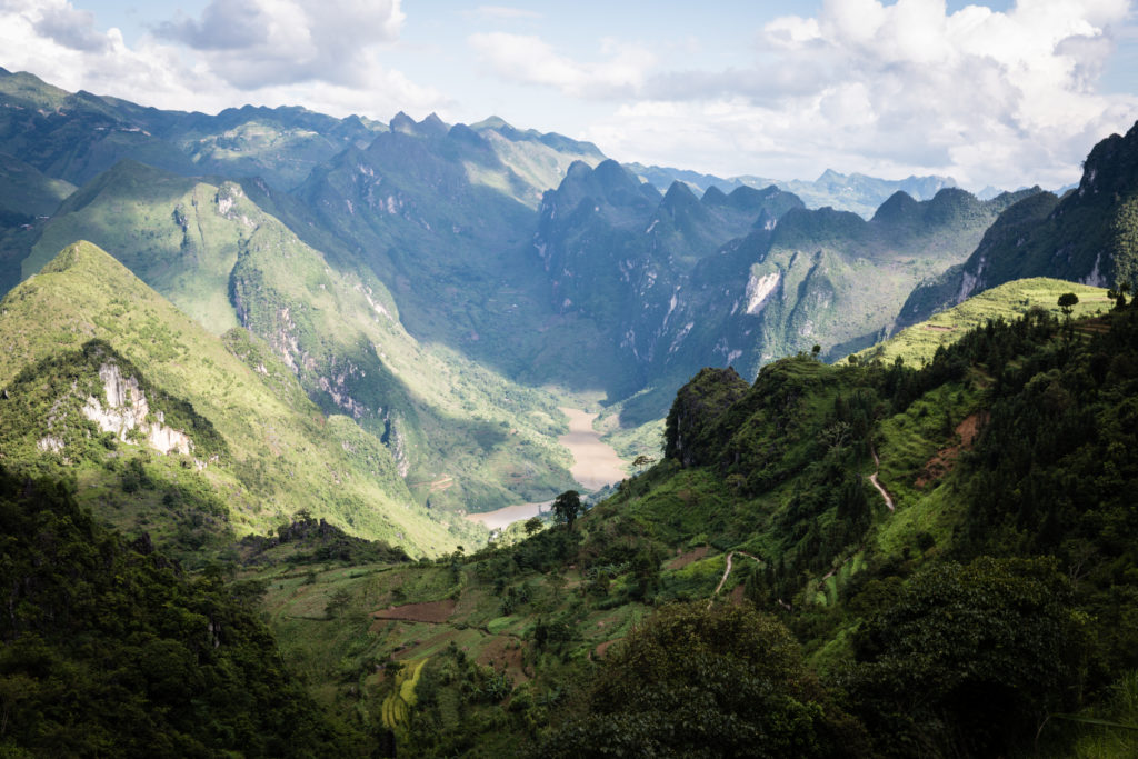 ベトナム北部Ha Giang(ハザン省)行き方や回り方