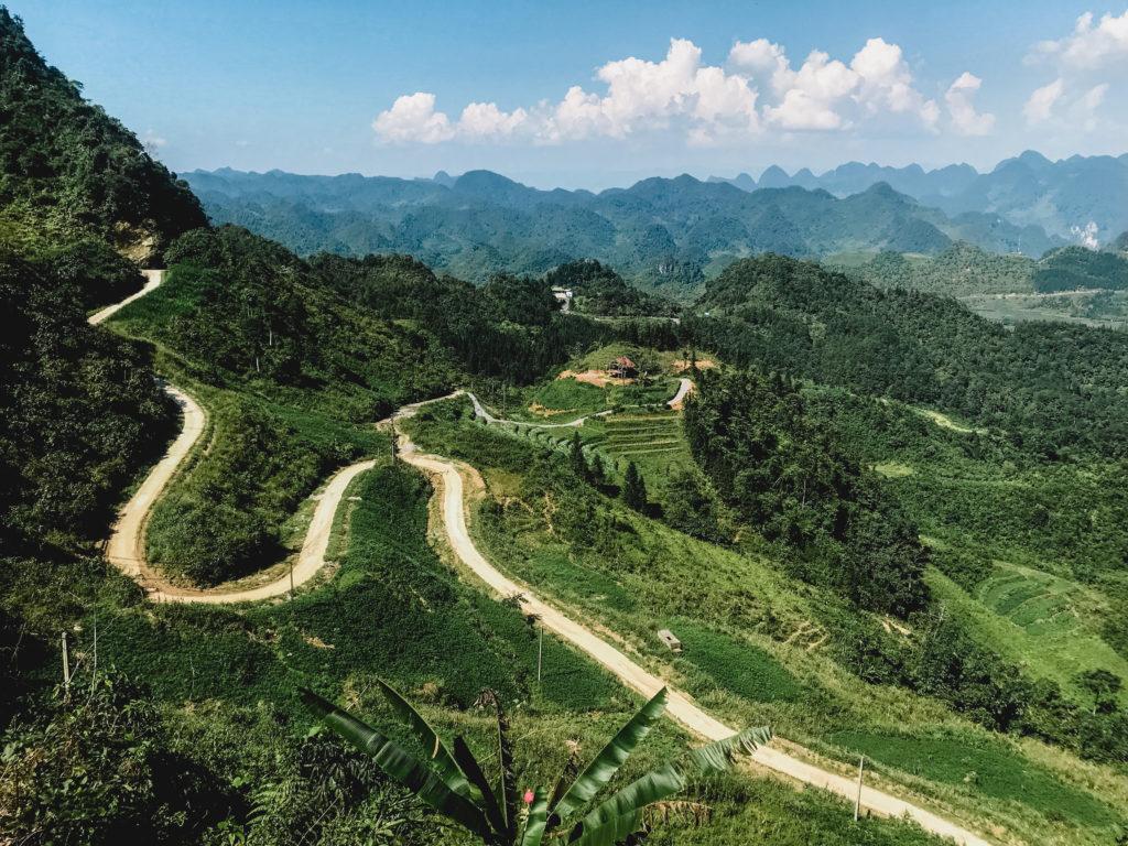 ベトナム絶景スポット。ベトナムの美しい自然。