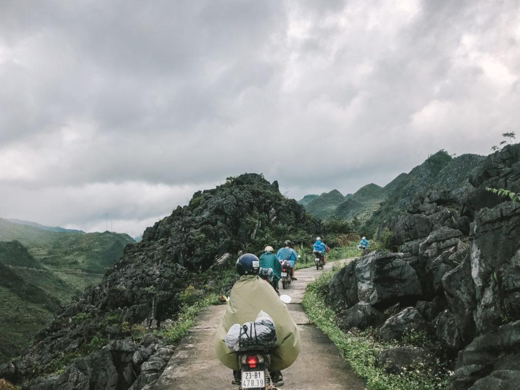 ベトナムハザン省ツーリングの旅。