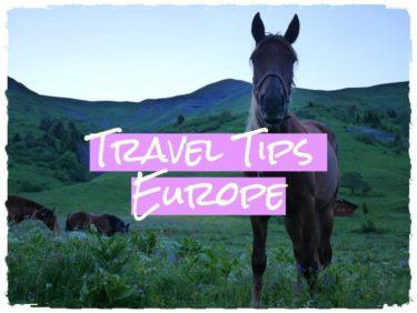 ヨーロッパ旅行:ノマド|バックパック|ひとり旅情報のまとめ