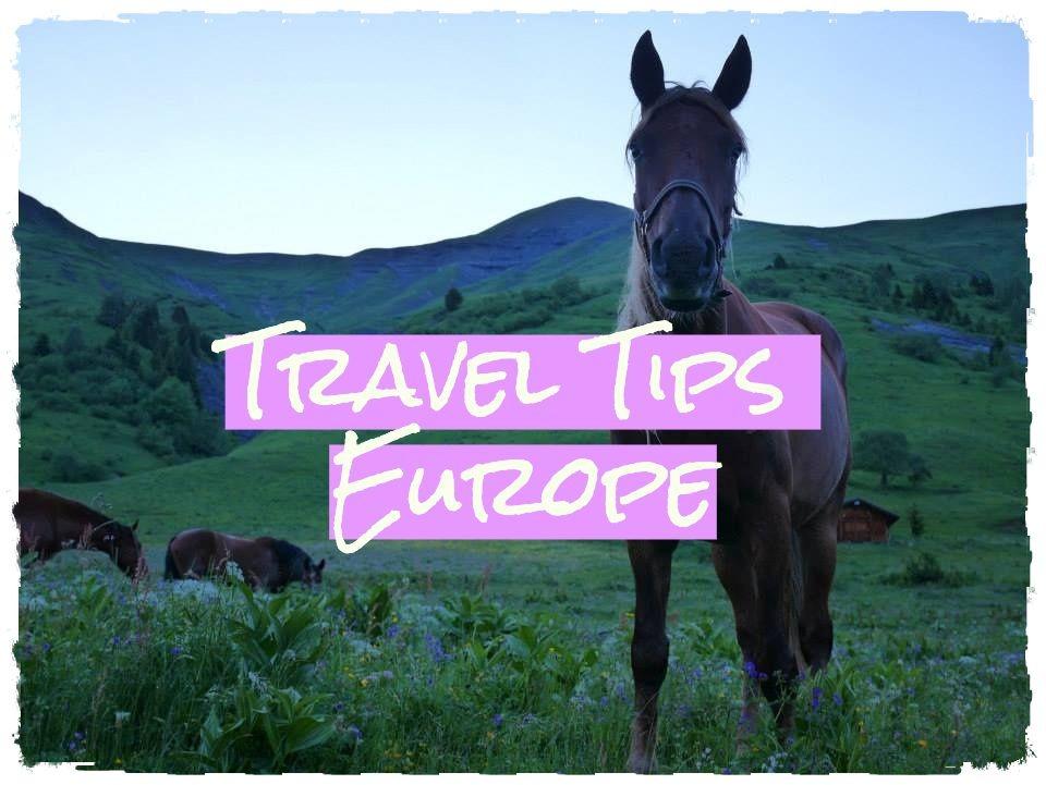 ヨーロッパ旅行:ノマド/バックパック/ひとり旅情報のまとめ