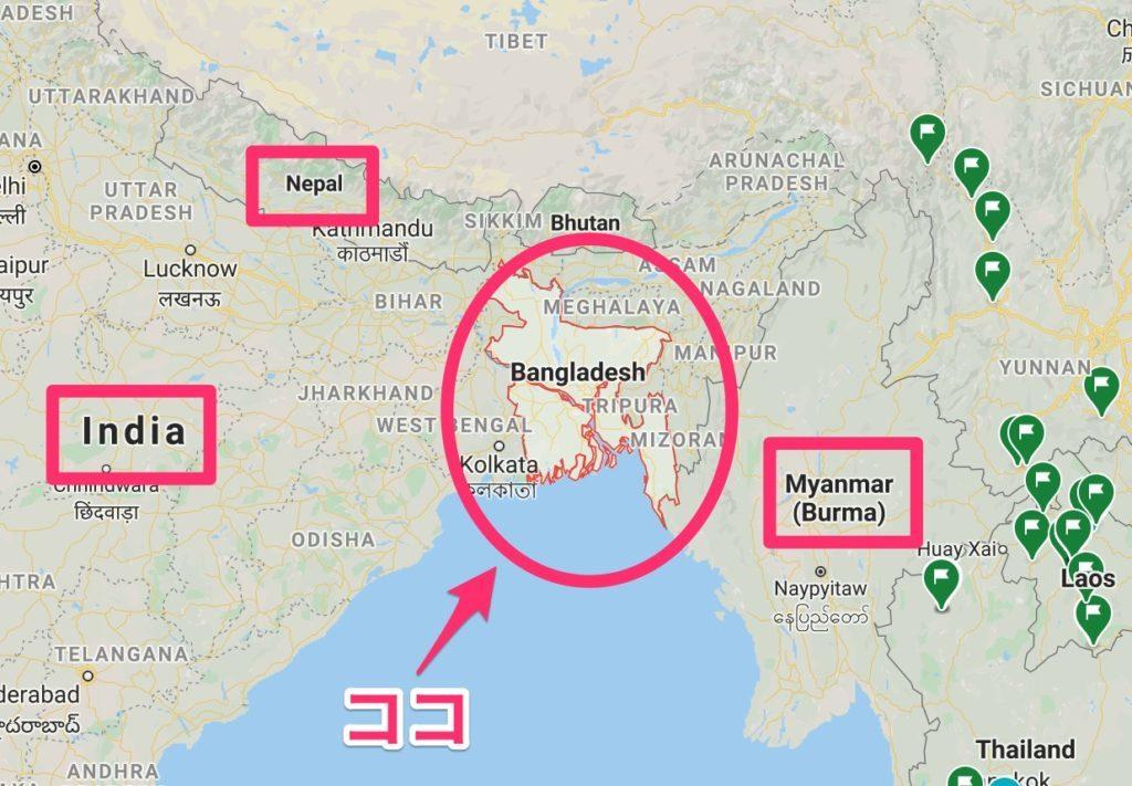 バングラデシュってどんな所・行ってみた。