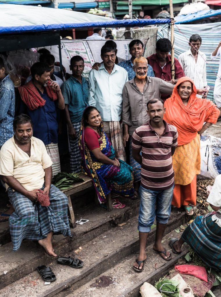 首都ダッカの大ファミリー。バングラデシュ旅行記。
