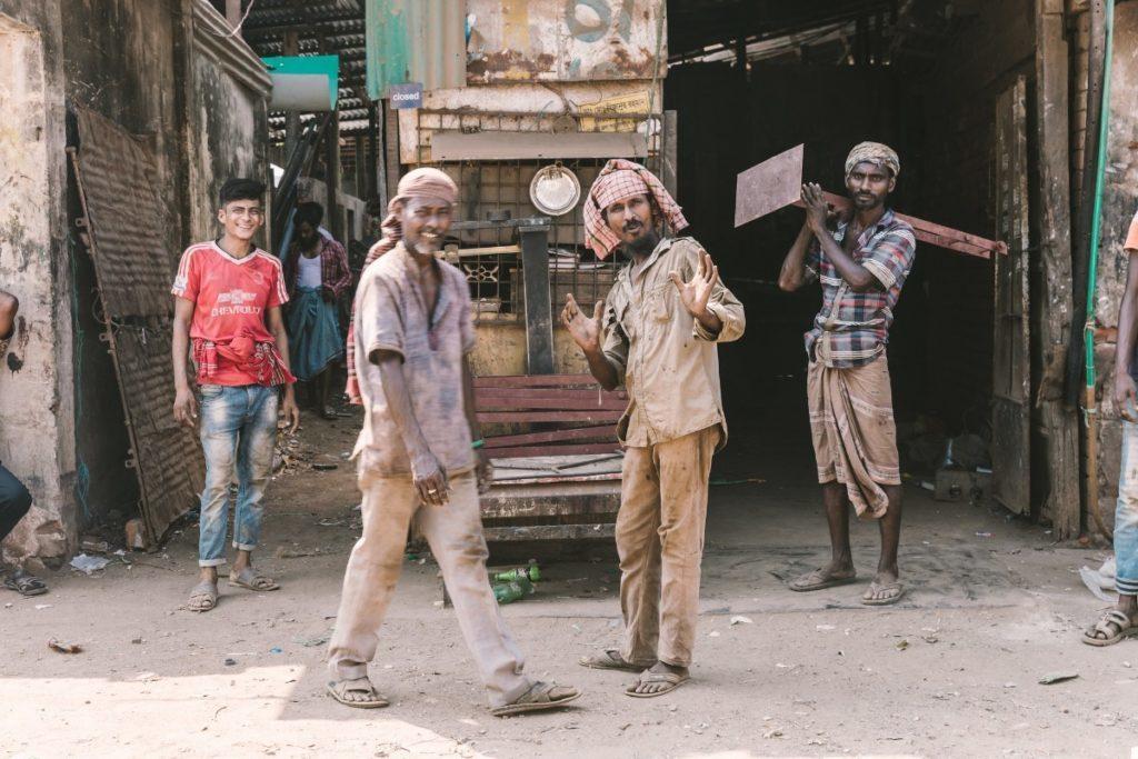 バングラデシュ、コックスバザール空港まで徒歩で行ってきました。
