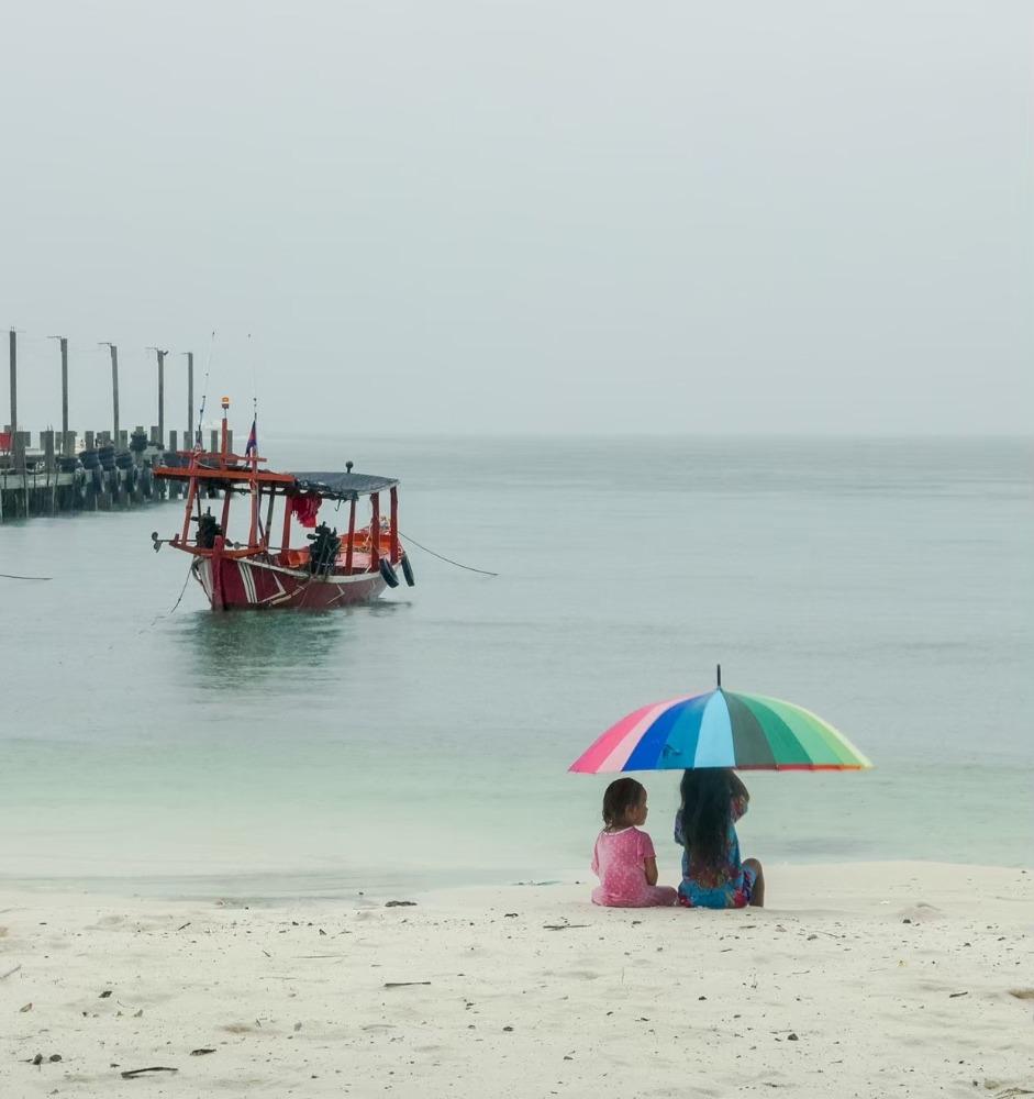 東南アジア旅、バックパッカー、海外ノマド生活。雨季のカンボジア。
