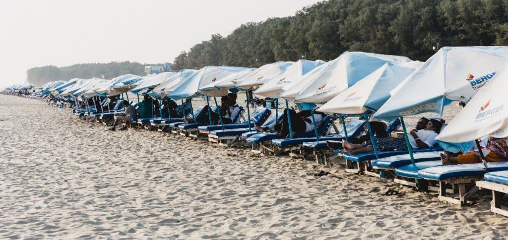 世界一最長の天然ビーチがあるコックスバザールへ行ってきた。