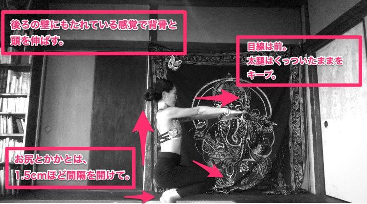 Awkward Pose – Utkatasana(ウッカターサナ)|ビクラムヨガのポーズ特集